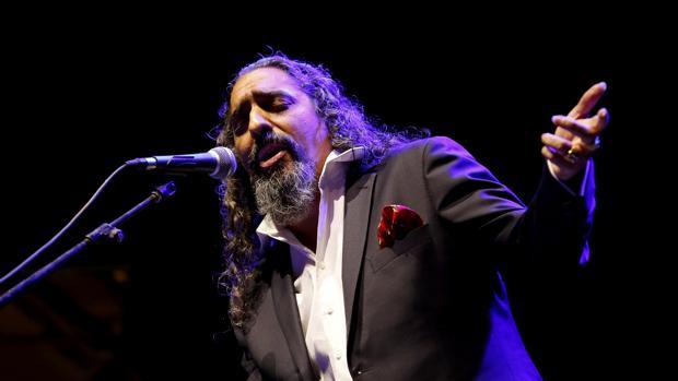 Diego «el Cigala» actuará el día 15 en la Plaza Mayor