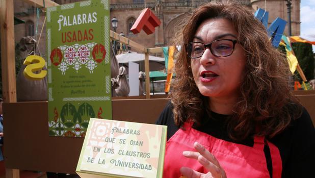 «Mercado de las palabras» celebrado en Salamanca