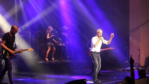 Sergio Dalma, en el Auditori Teulada Moraira el sábado 19