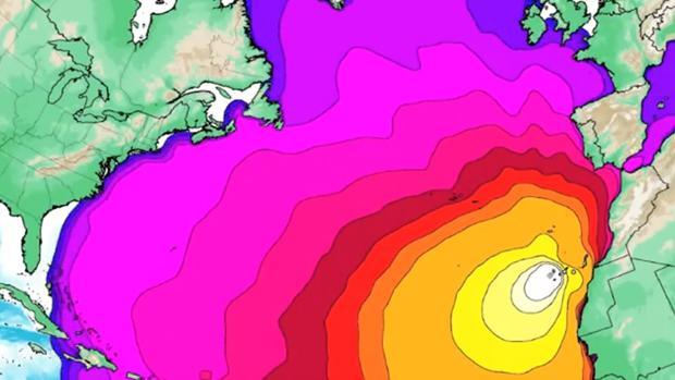 Nueva York coloca en sus planes de emergencias un posible tsunami con  origen en Canarias