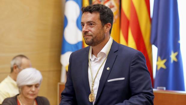 Álex Pastor, alcalde de Badalona