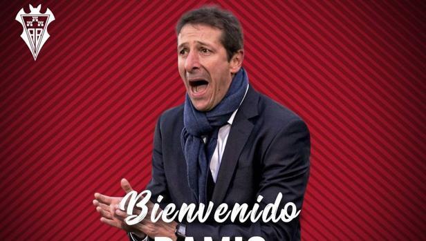 Ramis llega con un segundo entrenador (José Manuel Gil), un preparador físico (Miguel Ángel Fernández) y un analista (Iván Madroño)