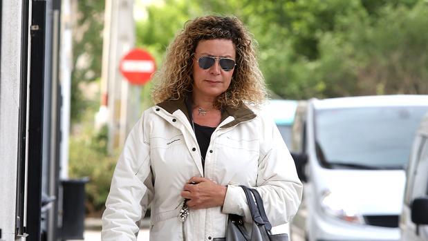 La madre de Diana Quer, Diana López Pinel