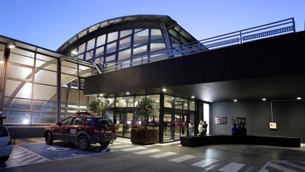 Instalaciones del Centro Comercial Vallsur donde ocurrieron los hechos