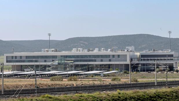 Instalaciones del aeropuerto de Ciudad Real