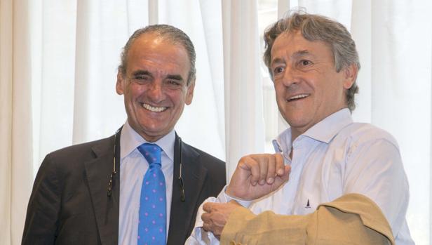 La asociación «Salvar el archivo» incorpora a su Junta Directiva a Mario Conde y Herman Tersch