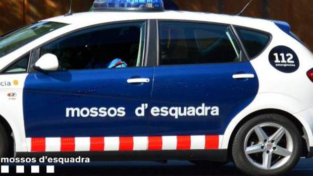 Un vehículo de los Mossos d'Esquadra, en una imagen de archivo