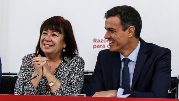 Pedro Sánchez preside el Comité Ejecutivo del PSOE