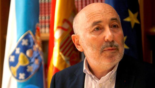 El delegado del Gobierno en Galicia, Javier Losada