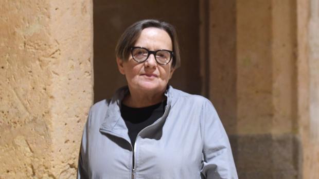 La directora de cine y guionista polaca Agnieszka Holland