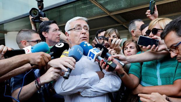 Imagen de archivo del alcalde de Valencia, Joan Ribó