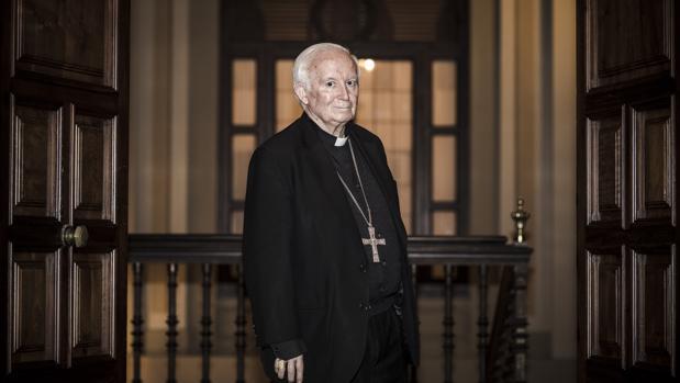 Imagen del cardenal arzobispo de Valencia, Antonio Cañizares