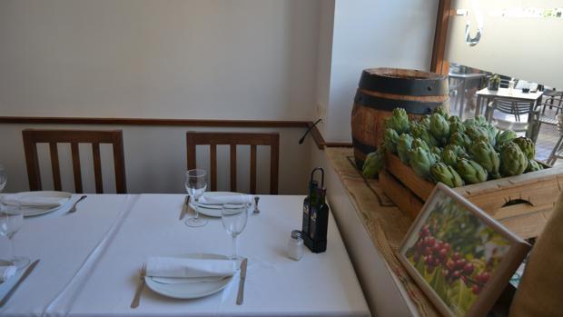 Restaurante Sansano's, un «templo gastronómico» en Elche