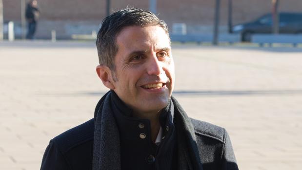 El alcalde de Alcalá de Henares, Javier Rodríguez