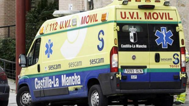 Hasta el lugar de los hechos se ha desplazado un médico de urgencias