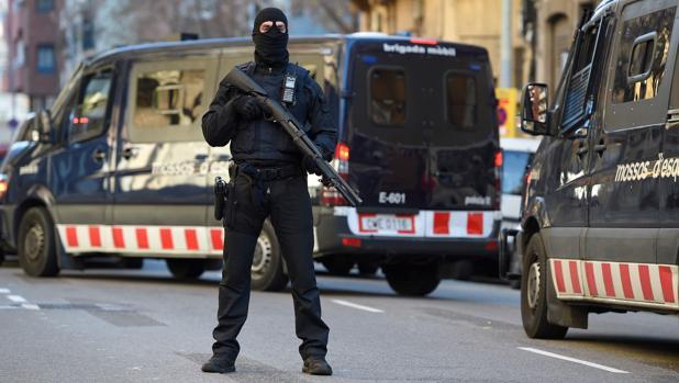 La compra de armamento está destinada a los Mossos d'Esquadra