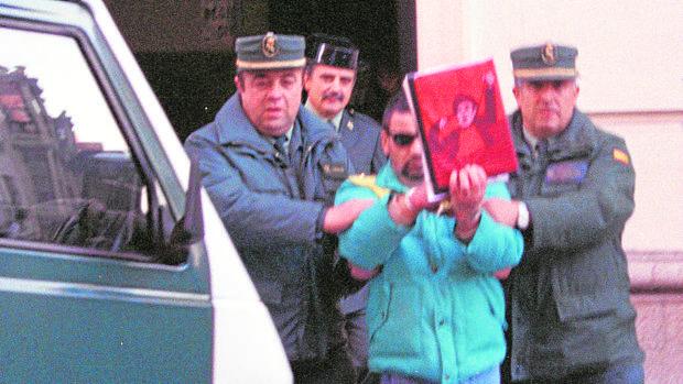 Manuel Martínez Quintas, a su salida de la Audiencia Provincial de Zamora en 1999