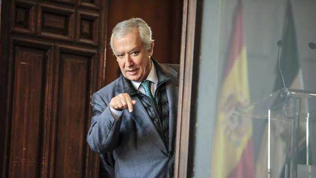Javier Arenas será senador por designación autonómica