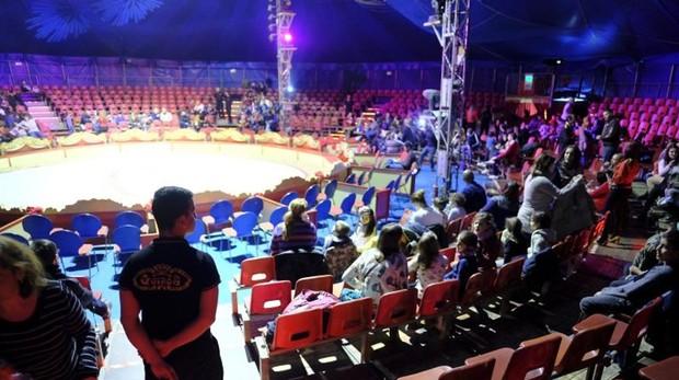 Circo Quirós, único circo con animales que quedaba en Madrid