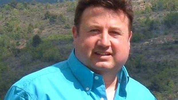 Carlos María de Silva, alcalde de Budia (Guadalajara) que ha dimitido