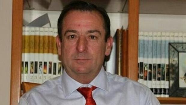 El alcalde de Villares del Saz (Cuenca), José Luis Valladolid