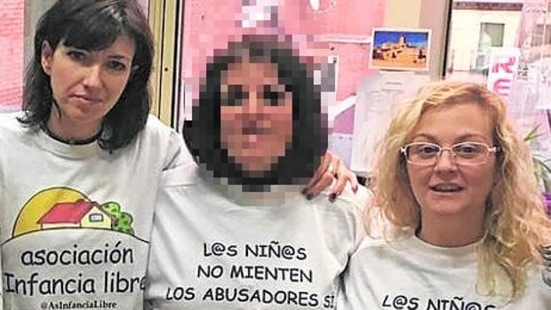 Patricia González (izquierda) y María Sevilla (derecha)