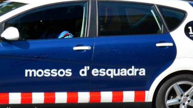 Un coche de los Mossos d'Esquadra, en una imagen de archivo