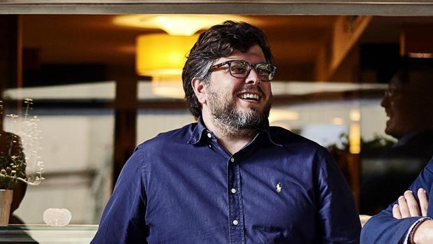 El director del grupo Iglesias, Juan Carlos Iglesias