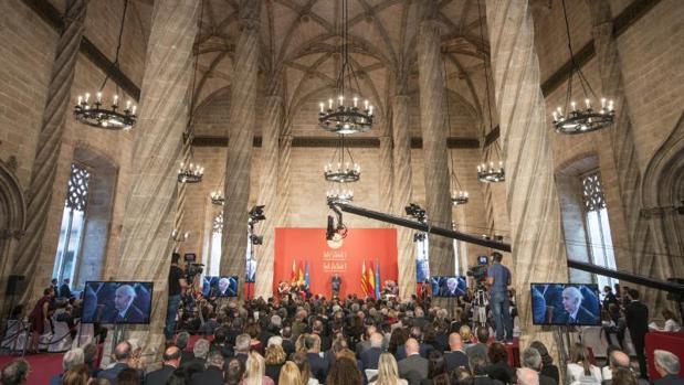 Entrega de los Premios Jaume I