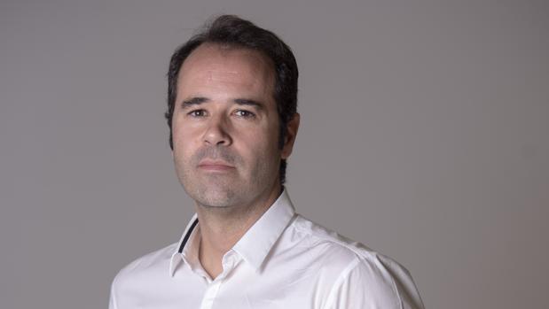 Javier Chicote, periodista del diario ABC