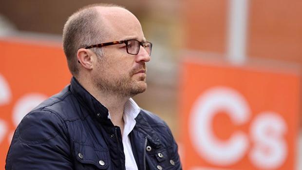 Alejandro Ruiz es el secretario de Organización de Ciudadanos en Castilla-La Mancha