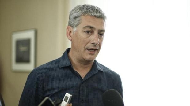 Oskar Matute, portavoz de EH Bildu en el Congreso de los Diputados