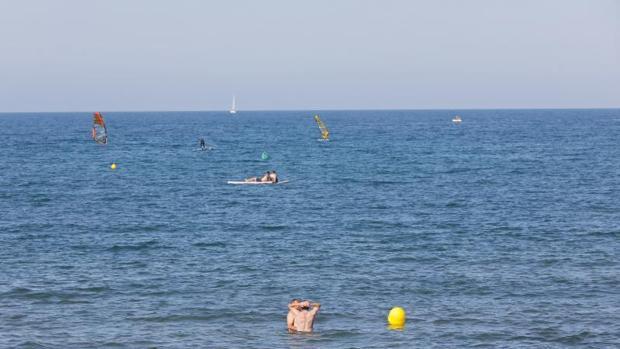 El cuerpo sin vida de Laura López apareció esta mañana en la playa de Ribadeo