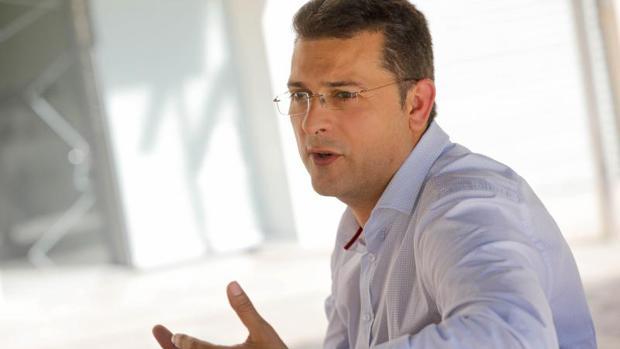 Juan Ramón Adsuara, presidente de la gestora del PP en la provincia de Alicante