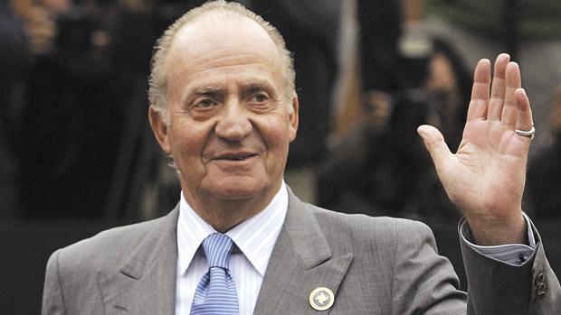 Don Juan Carlos, en la Cumbre Iberoamericana de Chile de 2007