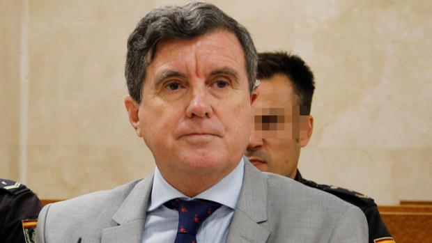 Jaume Matas, en el juicio de Son Espases el pasado 10 de junio