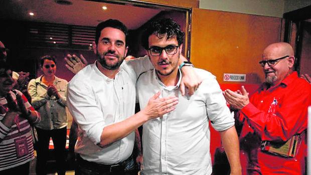 Fagúndez y Del Bien, tras las reñidas primarias del PSOE de Zamora