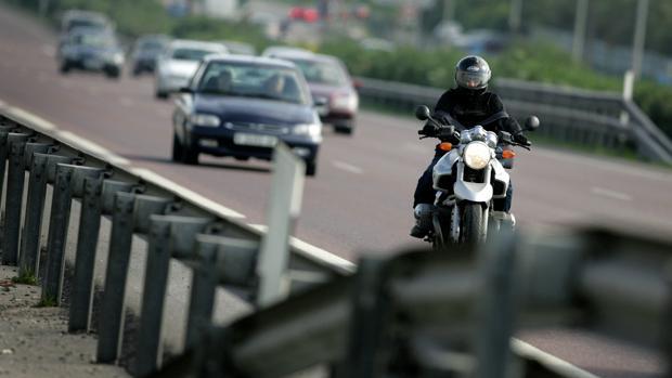 Imagen de archivo de una carretera valenciana