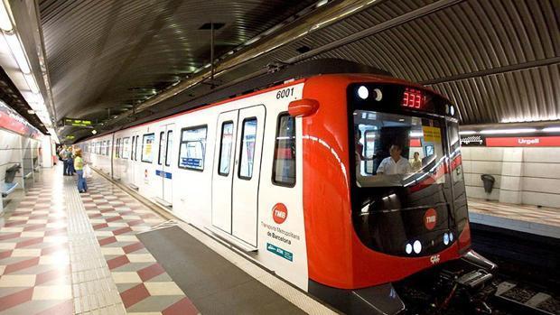El metro de Barcelona en una imagen de archivo