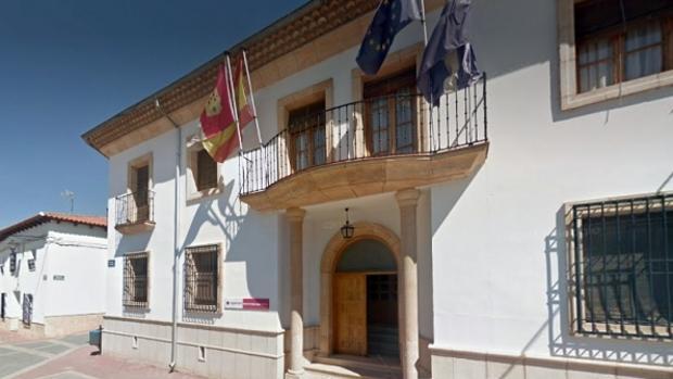 Ayuntamiento de Santa María de los Llanos