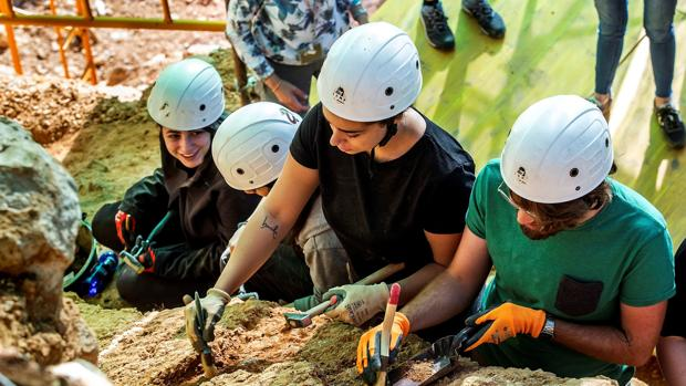 Campaña de excavaciones en Atapuerca