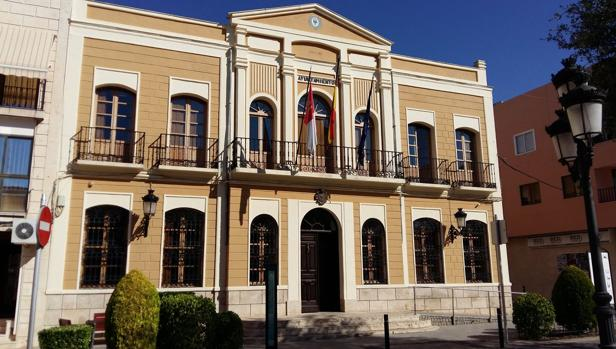 Ayuntamiento de Quintanar
