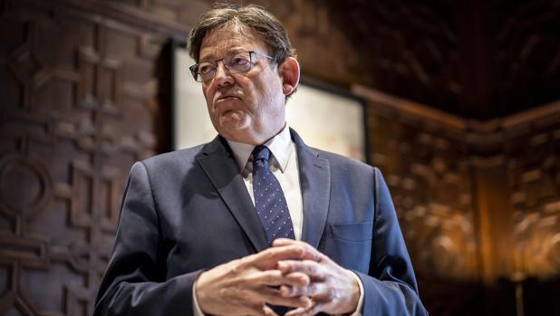 Imagen de archivo del presidente de la Generalitat, Ximo Puig