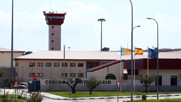 Imagen de archivo del Centro Penitenciario de Villena