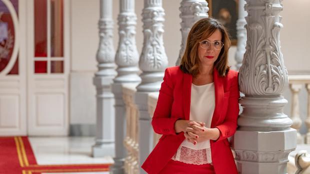 Ana Belén Castejón, la alcaldesa expulsada por el PSOE
