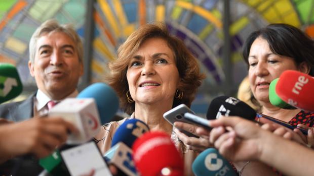 El buque Audaz trasladará a quince inmigrantes del Open Arms a España