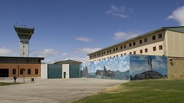 Cárcel de Dueñas (Palencia), en una imagen de archivo