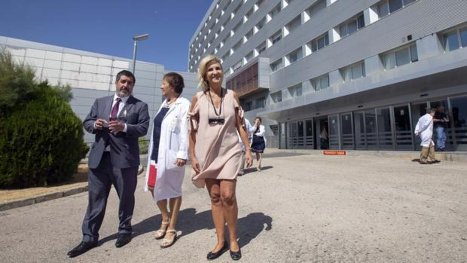 Casado ve «arriesgado» dar una fecha para la radioterapia en Ávila