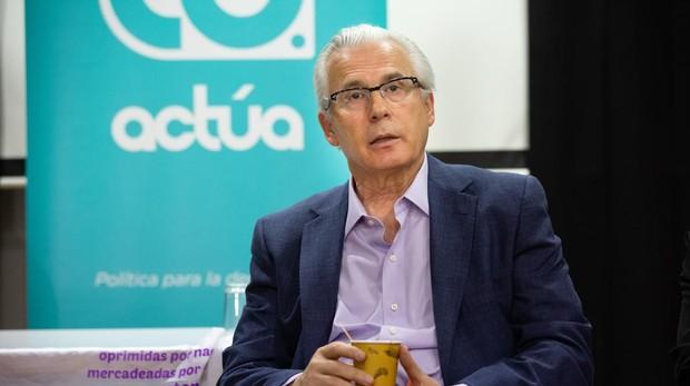 El exjuez Baltasar Garzón, en una imagen de archivo