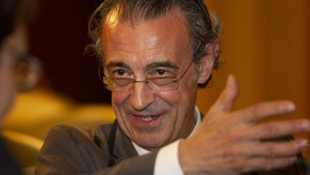 El director de orquesta Miguel Ángel Gómez Martínez, en La Coruña